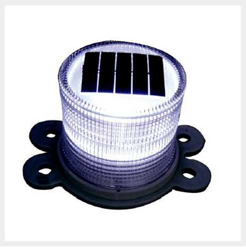 Multipurpose Hazard Solar Light