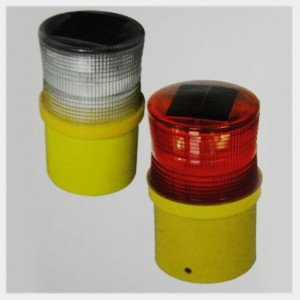 Hazard Solar Light
