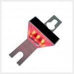 Hazard Solar Light Railing