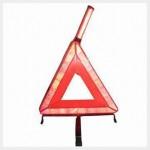 Road Hazard Solar Light