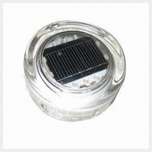 In-ground Security Solar Light Stud