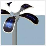 Solar Light Lamp Post