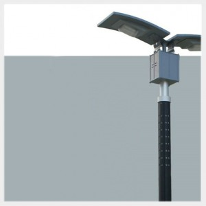 Solar Light Lamp Post