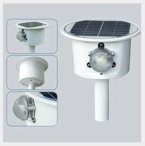 Solar Light Bollard