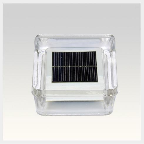 Solar Light Brick