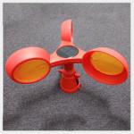 Solar Security Spinner