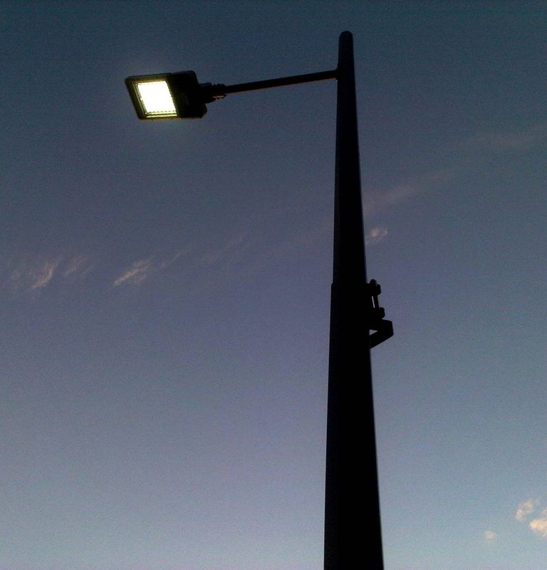 Solar Mining Light
