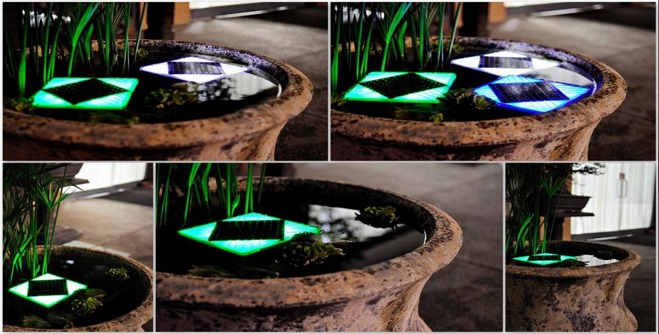 In Ground Decorative Lights