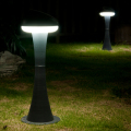 Silicon Solar LED Lawn Light