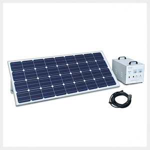 600W Crystalline Solar Power Supply System (2FDX213A)
