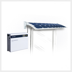 Solar Power Supply System (2FMC600B)