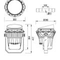 SR-JRF3-54 Size