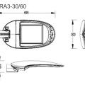 SR-JRA3 size