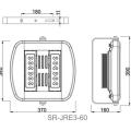 SR-JRE3-60 size
