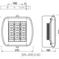 SR-JRE3-90 size